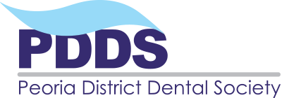 Peoria District Dental Society Retina Logo